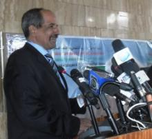 الرئيس الصحراوي محمد ولد عبد العزيز