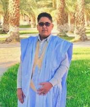 الطالب محمد الصغير ولد التراد رحمه الله