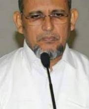 رئيس حزب تواصل محمد محمود ولد سييدي