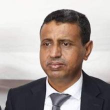 المكلف بمهمة في رئاسة الجمهورية صالح ولد دهماش