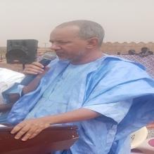 د/ جمال ولد كبود عمدة كيفه ورئيس رابطة عمد لعصابه