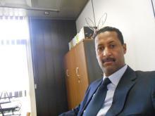 أ.محمد ولد السماني  الممثل المقيم للهيئة العربية للاستثمار والإنماء الزراعي في موريتانيا