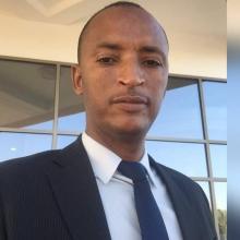 الكاتب الإعلامي الشيخ ولد أمحيميد