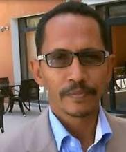 الصحفي محمد محمود ولد شياخ