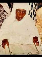 الراحلة فاطمة الزهراء بنت الشيخ إبراهيم انياس.