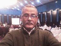 موسى ولد بهلي رئيس رابطة الصحفيين الموريتانيين