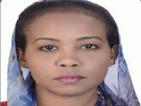 الصحفية السودانية شمائل النور